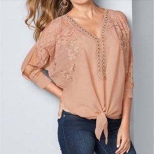 Gorgeous laced top